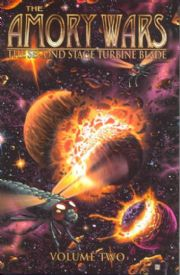 Amory Wars Graphic Novel Second Stage Turbine Blade Volume 2 Trade Paperback